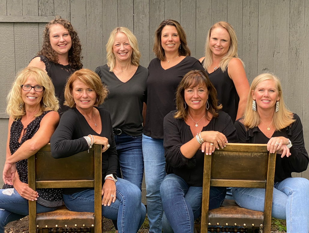 2021 Helpers Inc. Team Photo
